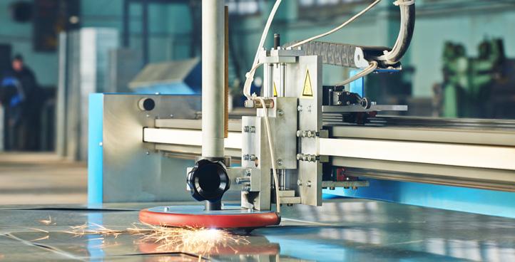تولید قطعات و صنعت CNC